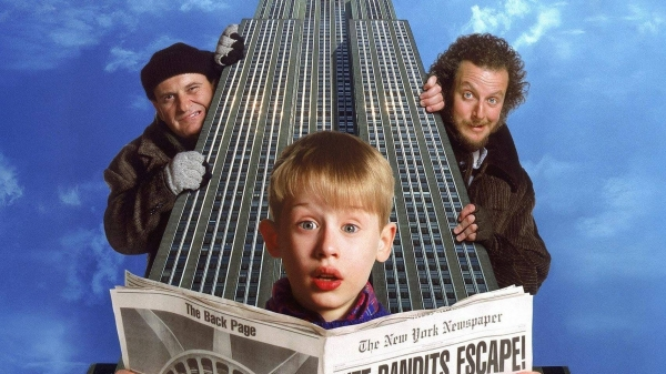 Home Alone 2: Cross-generation Family Film