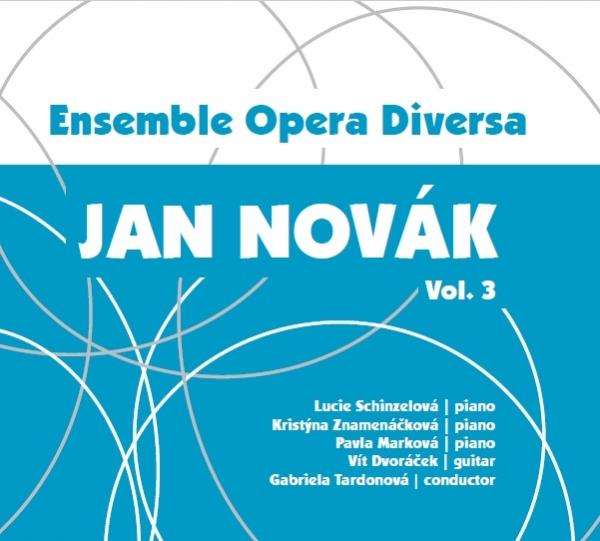 Ensemble Opera Diversa - Jan Novák Vol. 3